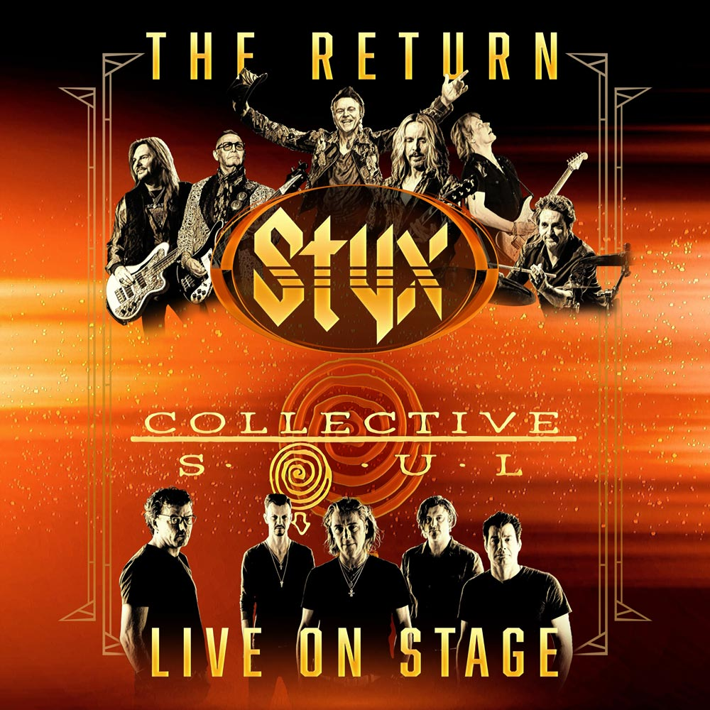 Styx and Collective Soul Photo