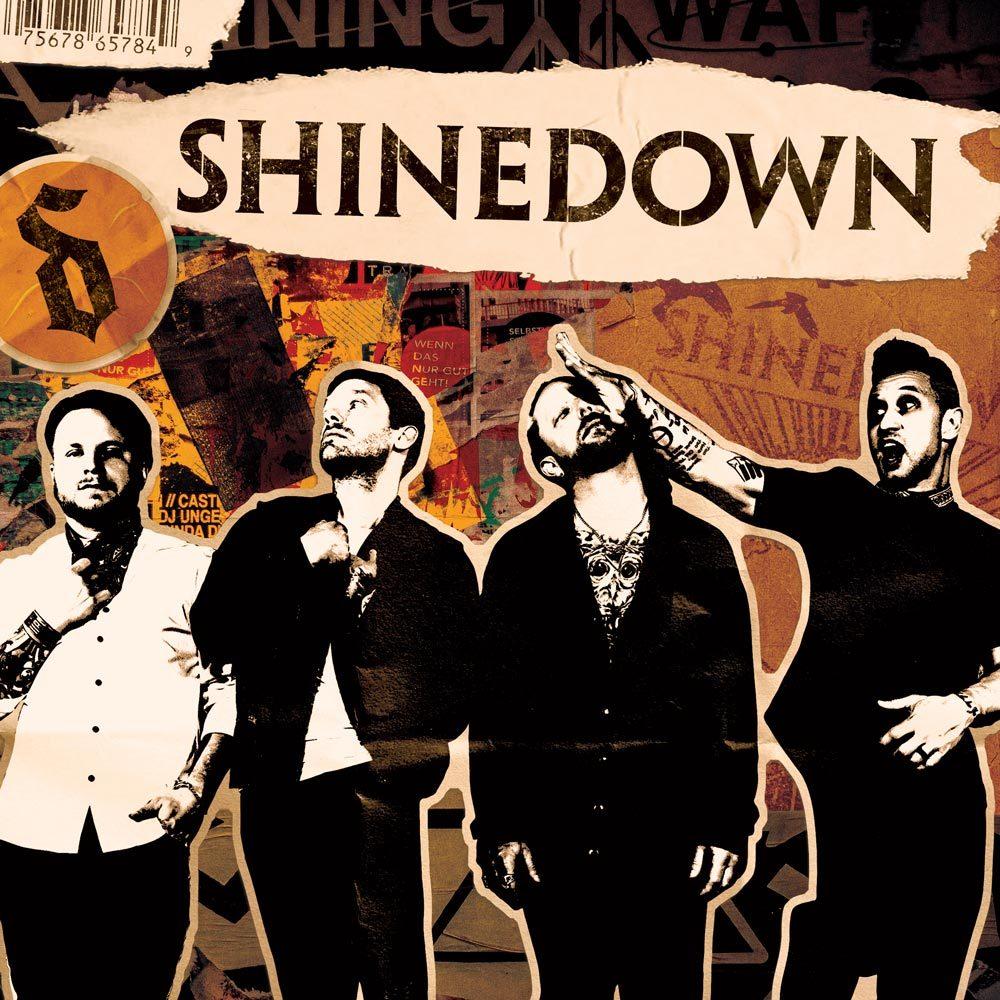 Shinedown 2021 - PWB Website